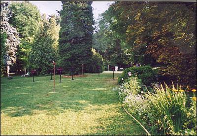 Der festliche Park
