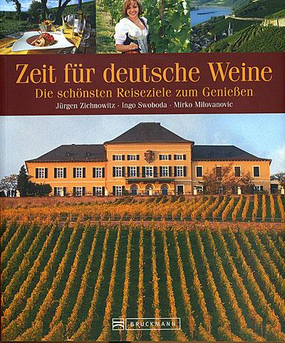 Zeit für deutsche Weine