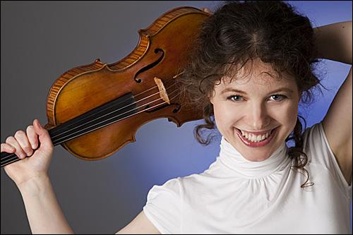 Tanz mit der Geige