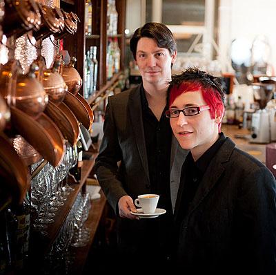 Jan Pascal und cafe del mundo